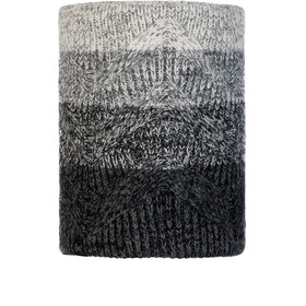 Buff Lifestyle Knitted and Polar Fleece Margo Nekwarmer, masha grey